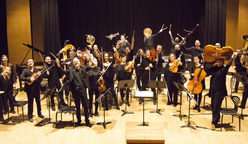 Théâtre Prémol - Claix chamber orchestra