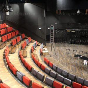 Quatre ans après l'incendie, une nuit de fête pour la réouverture du théâtre Prémol