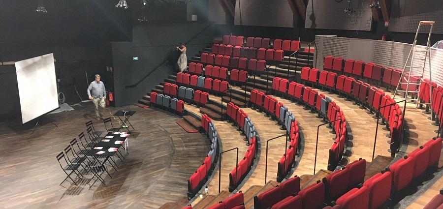 Réouverture du Théâtre Prémol : « C'était fondamental de ne pas abandonner ce territoire en matière de culture »